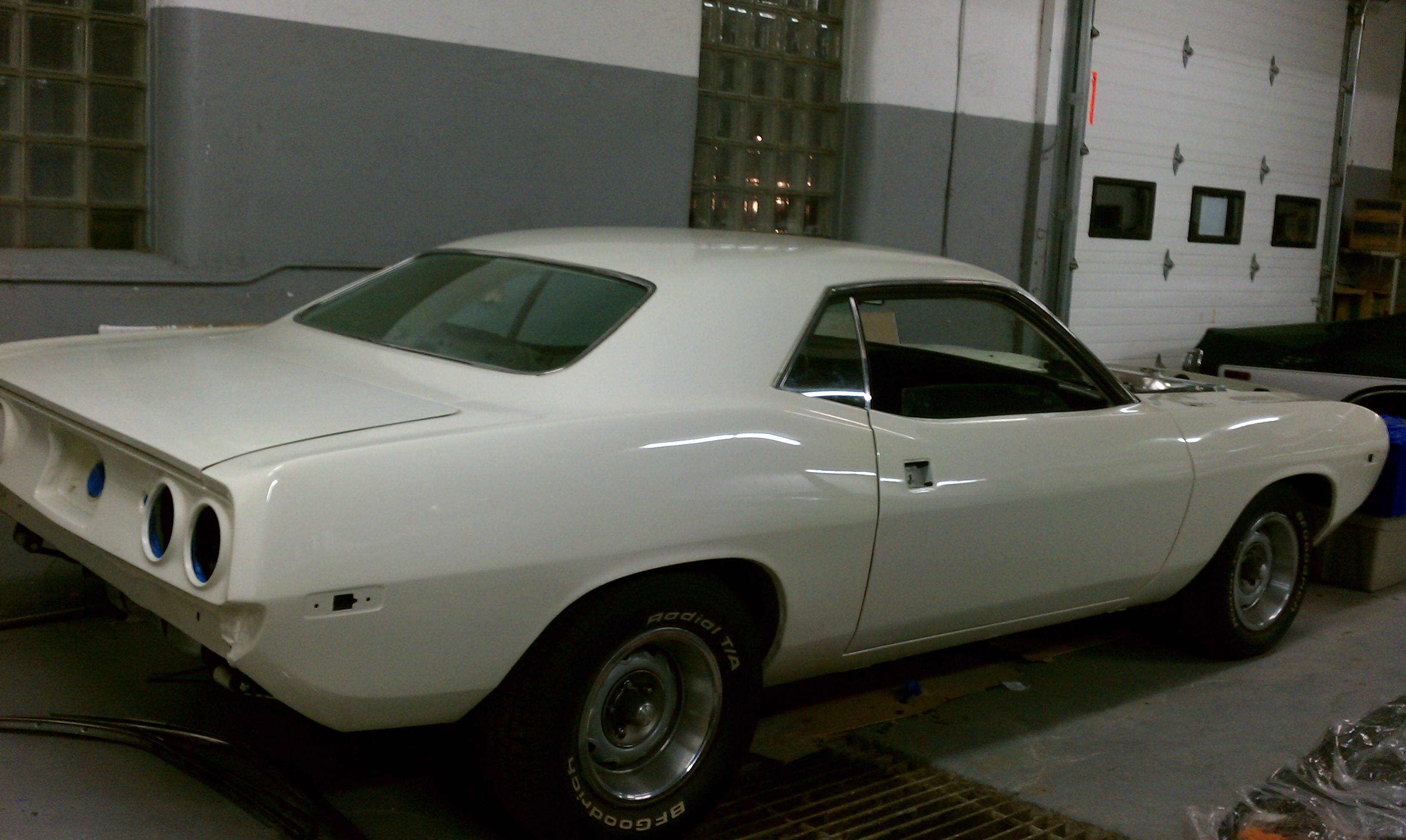 1973 Barracuda 440