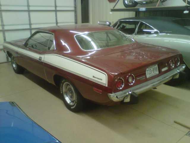 1974 Barracuda 318