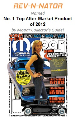 Mopar Collectors Guide Magazine