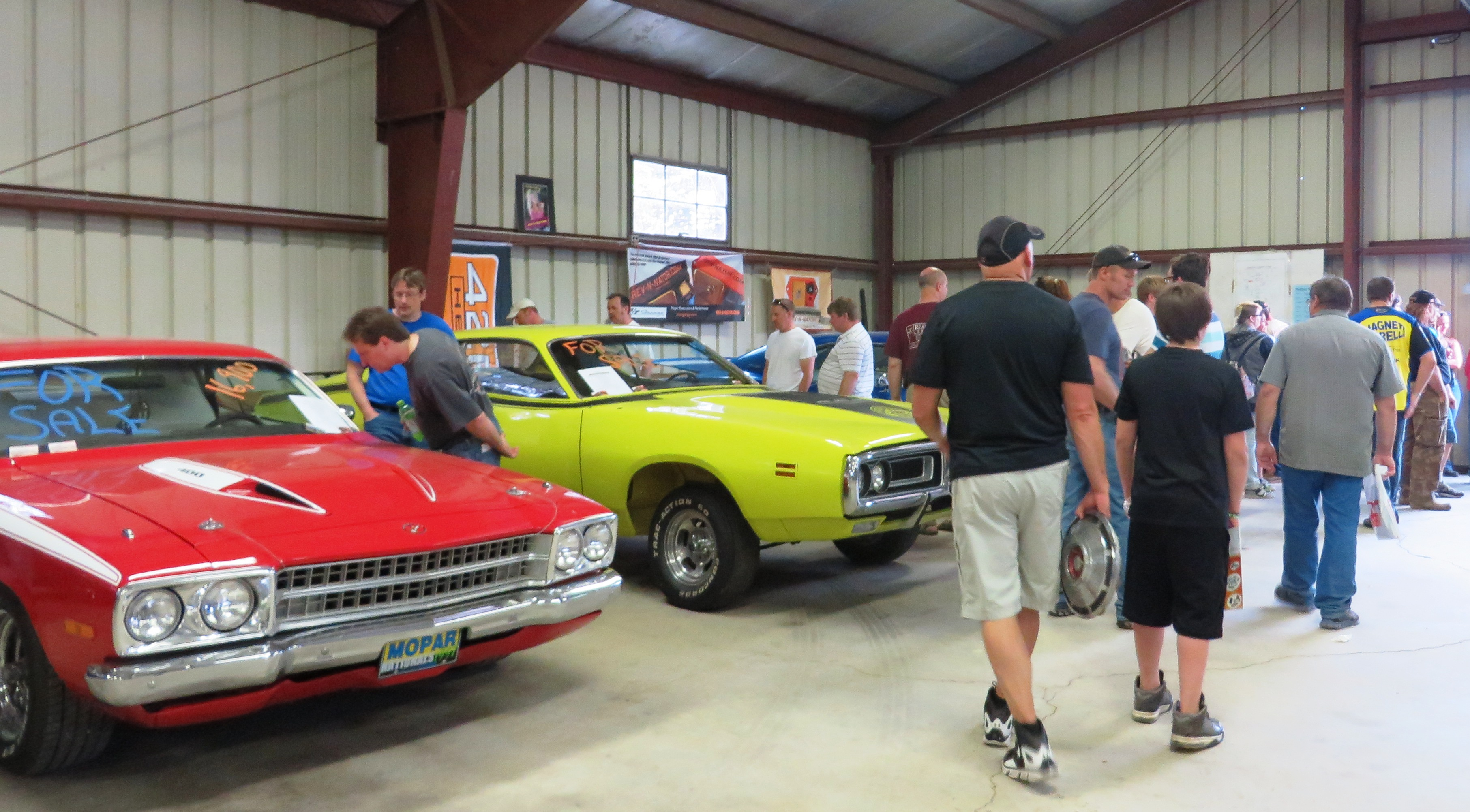 Mopars in the Park 2014